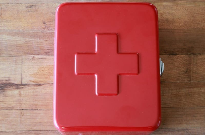 Buy our Baby First Aid Kit
