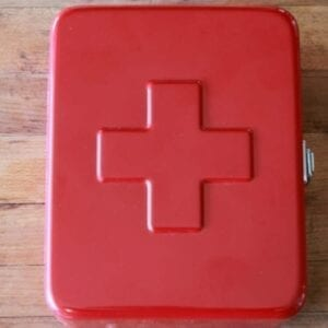 first aid buy kit